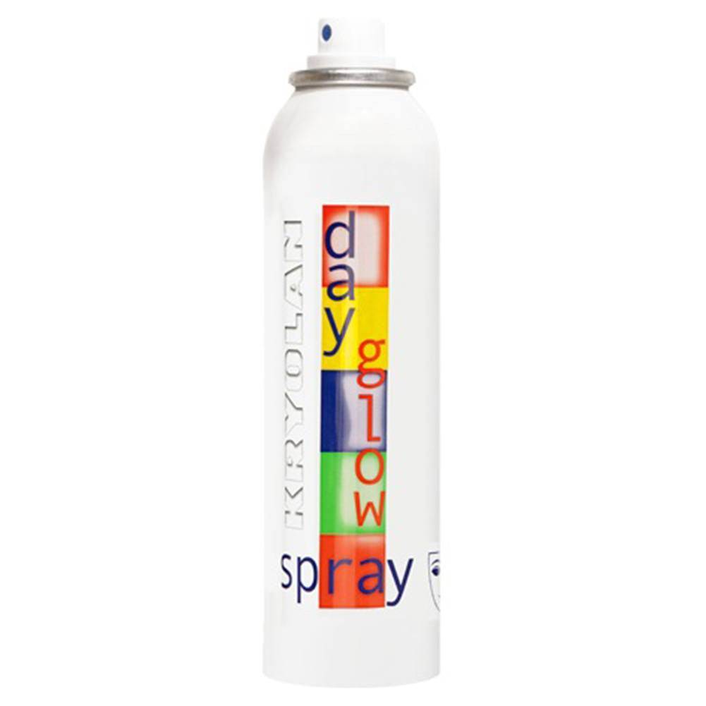 Kryolan UV-Dayglow Color Hair Spray - Orange