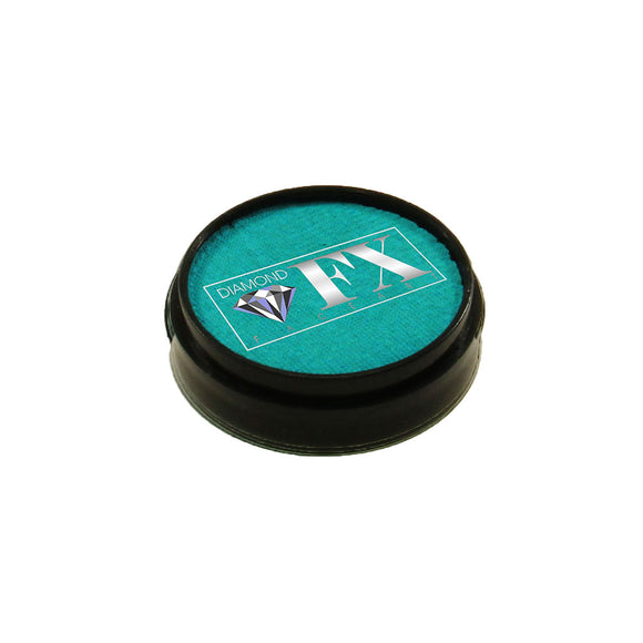 Diamond FX Green Face Paints - Sea Green 26