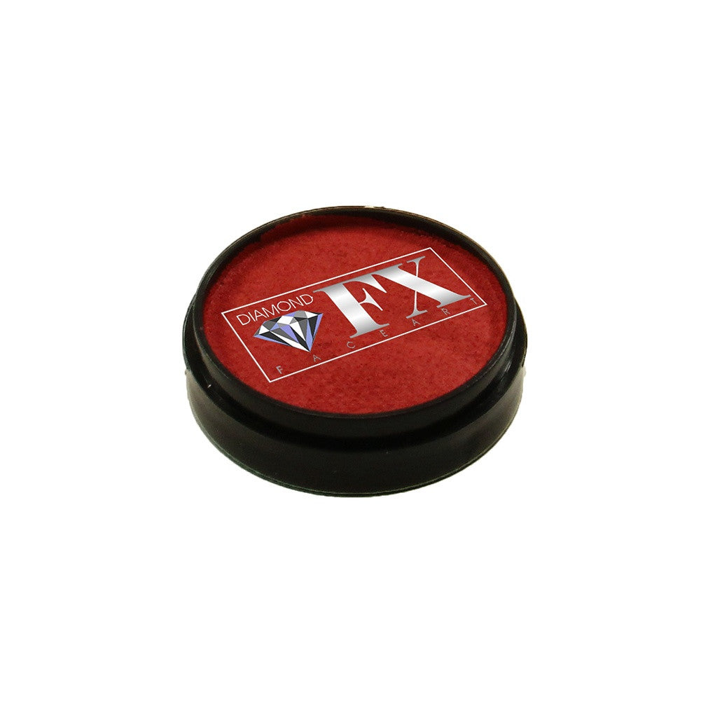 Diamond FX Face Paints - Metallic Red 375