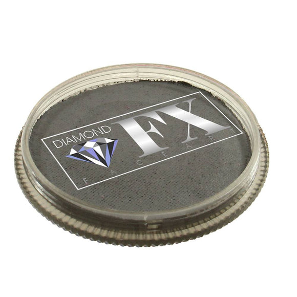 Diamond FX Face Paints - Gray 29