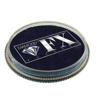 Diamond FX Face Paints - Dark Blue 68