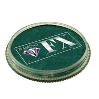 Diamond FX Face Paints - Metallic Green M60