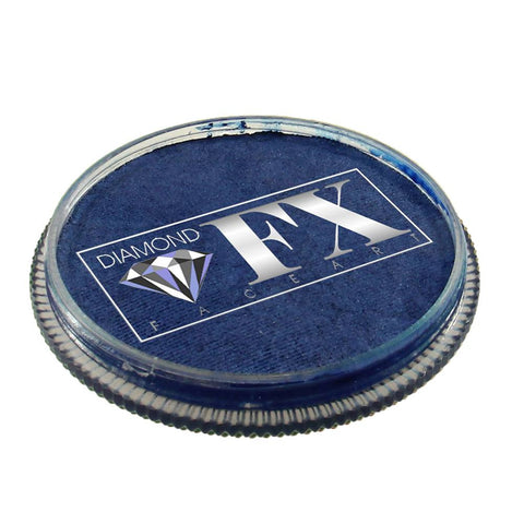 Diamond FX Face Paints - Metallic Blue M70