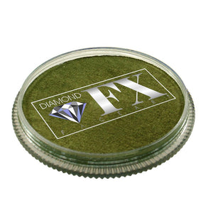 Diamond FX Face Paints - Metallic Bronze M165