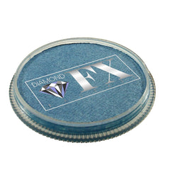 Diamond FX Face Paints - Metallic Baby Blue M190
