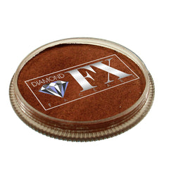 Diamond FX Face Paints - Metallic Copper M300