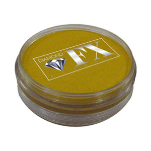 Diamond FX Face Paints - Metallic Gold M100