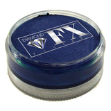 Diamond FX Blue Face Paints - Metallic Blue M70