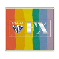 Diamond FX Split Cakes - Large Blurred Lines 4 (1.76 oz/50 gm)