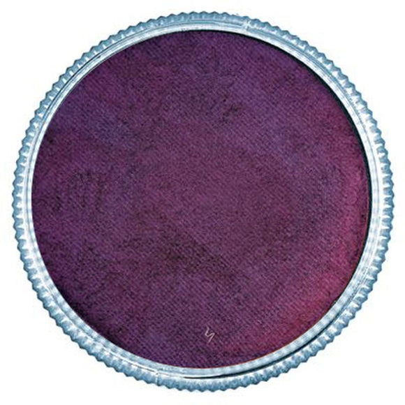 Cameleon Face Paint - Metallic Purple Heart ML3007 (32 gm)