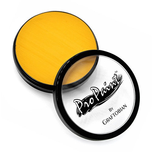 Graftobian ProPaint Face Paint Yellow 77005 (1 oz/30 ml)
