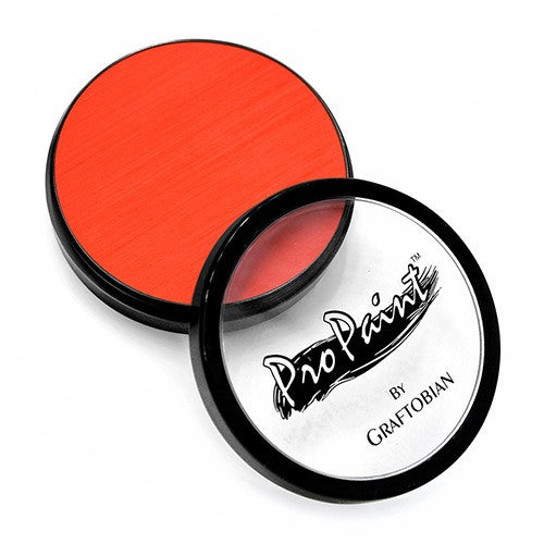 Graftobian ProPaint Face Paint Orange 77007 (1 oz/30 ml)