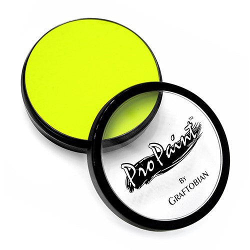 Graftobian ProPaint Electric Yellow 77018 (1 oz/30 ml)