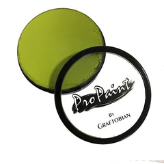 Graftobian Green  ProPaint Face Paint - Alien Green (1 oz/30 ml)