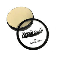 Graftobian Beige ProPaint Face Paint - Light Cream (1 oz/30 ml)