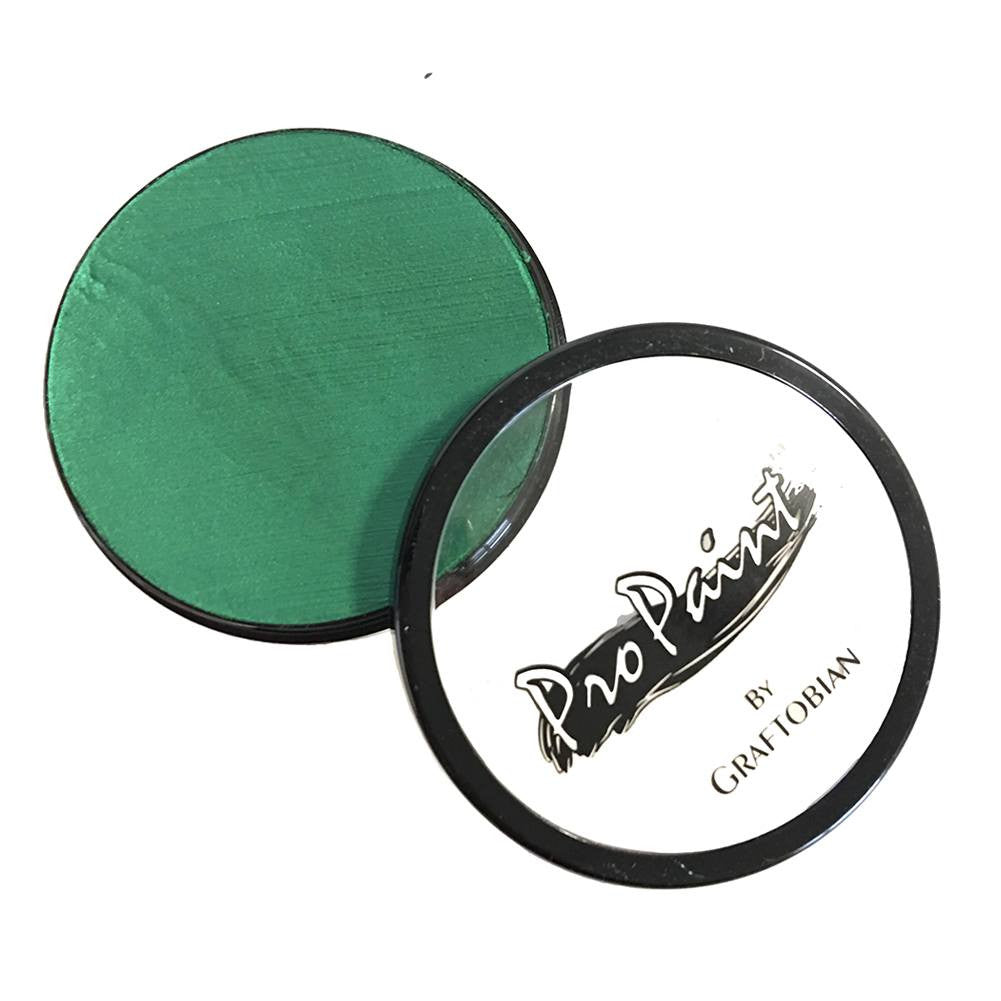 Graftobian Green  ProPaint Face Paint - Emerald City (1 oz/30 ml)