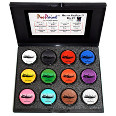Graftobian ProPaint Regular Palette (12 Colors)