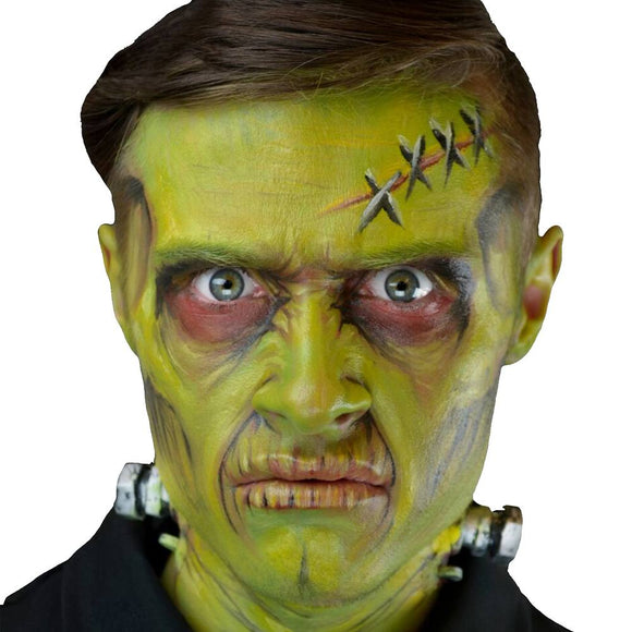 Woochie Complete 3D FX Makeup Kit - Monster