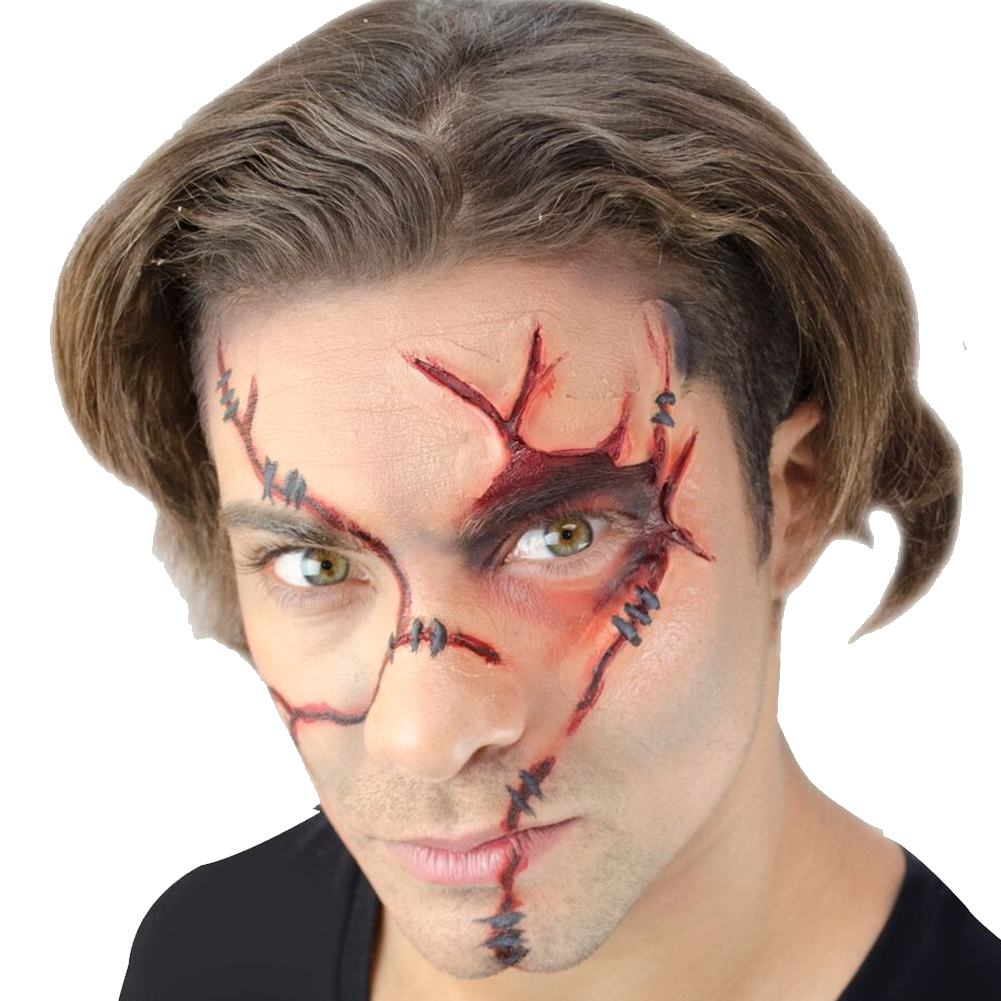 Woochie Complete 3D FX Makeup Kit - Killer Doll