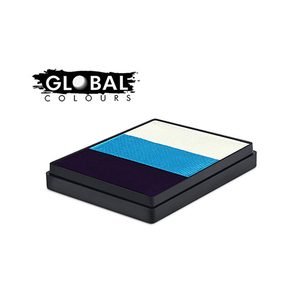 Global Body Art Rainbow Split Cake - Alaska (50 gm)