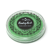 Global Body Art Face Paint -  Neon Teal (32 gm)