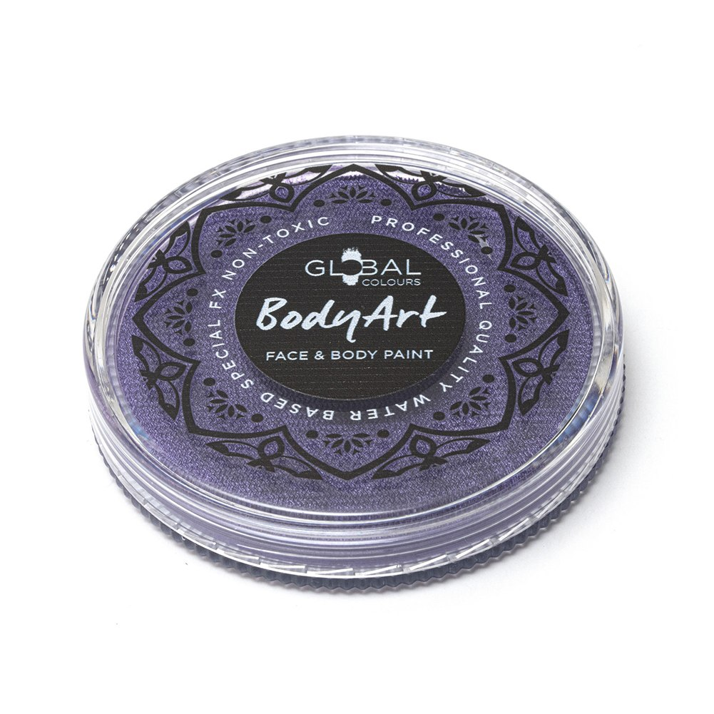Global Body Art Face Paint -  Pearl Lilac (32 gm)