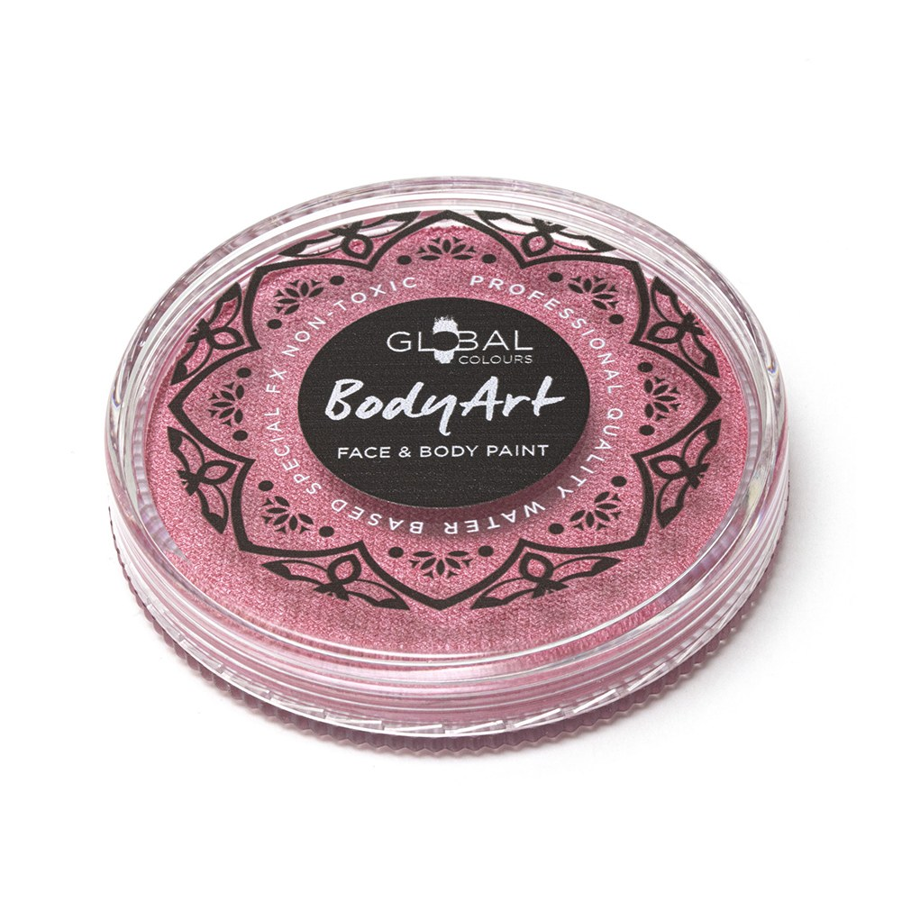 Global Body Art Face Paint -  Pearl Pink (32 gm)