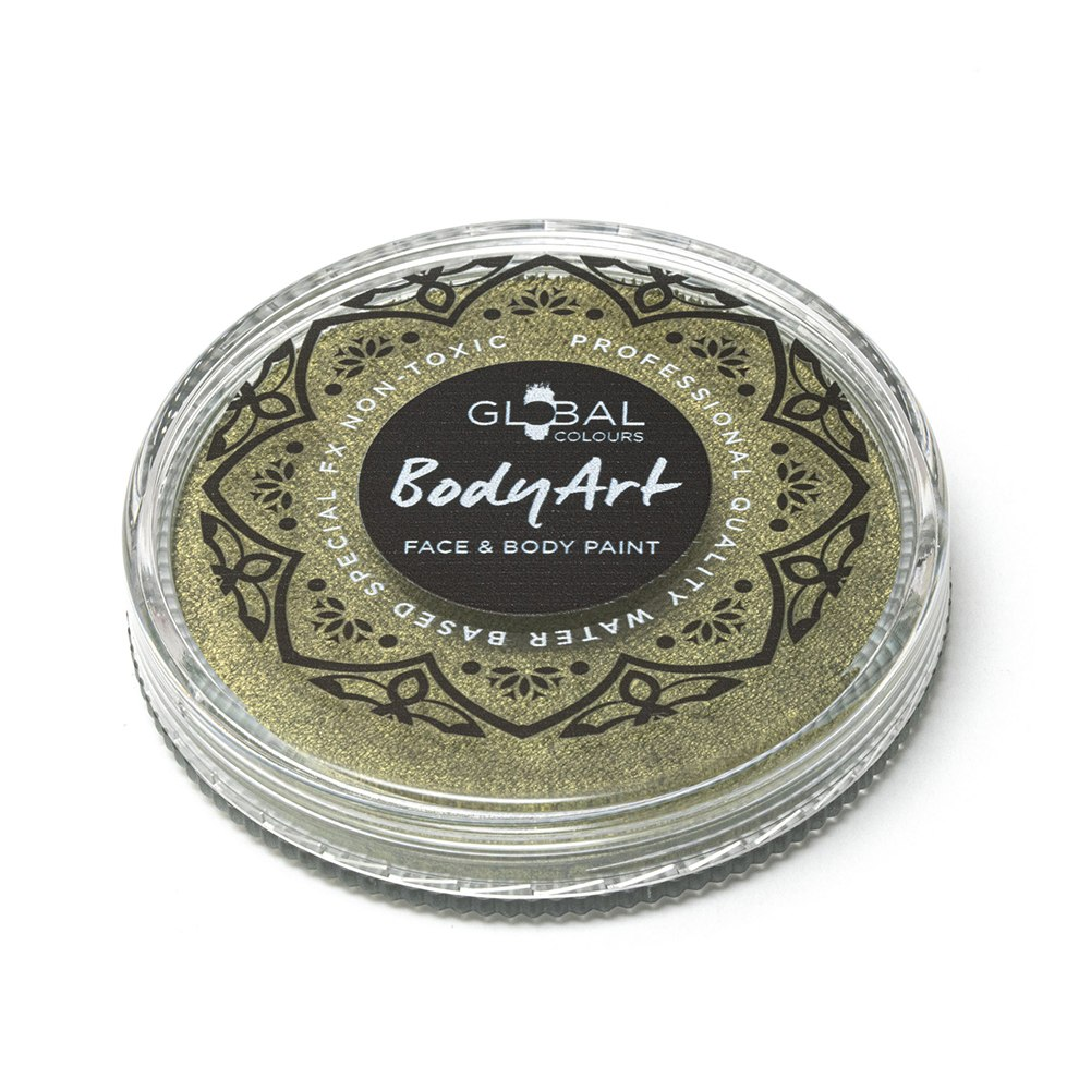 Global Body Art Face Paint - Pearl Sage (32 gm)