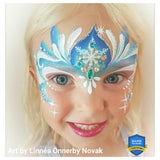 FAB Face Paint - Ziva Blue Shimmer 220