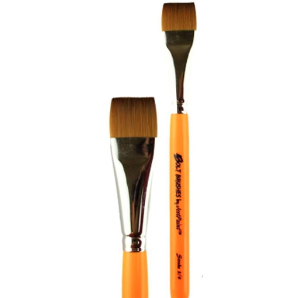 "Jest Paint Bolt Stroke Brush (3/4"")"