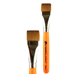 "Jest Paint Bolt Stroke Brush (1"")"