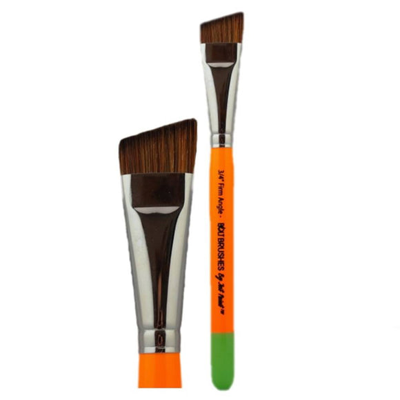 Jest Paint Bolt Firm Angle Brush (3/4