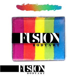 Fusion Body Art Rainbow Cake - Rainbow Joy (50 gm)