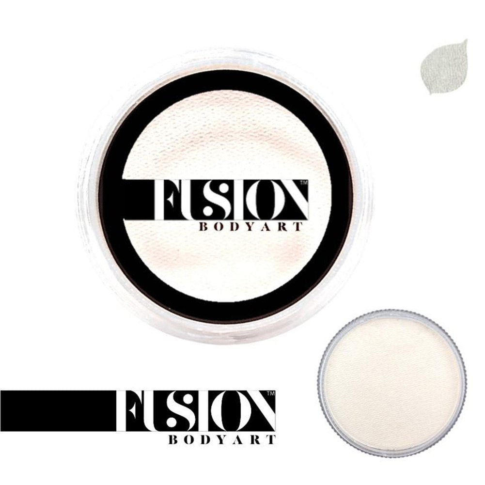 Fusion Body Art Face Paint - Pearl Fairy White (25 gm)
