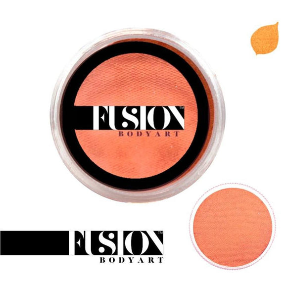 Fusion Body Art Face Paint - Pearl Juicy Orange (25 gm)