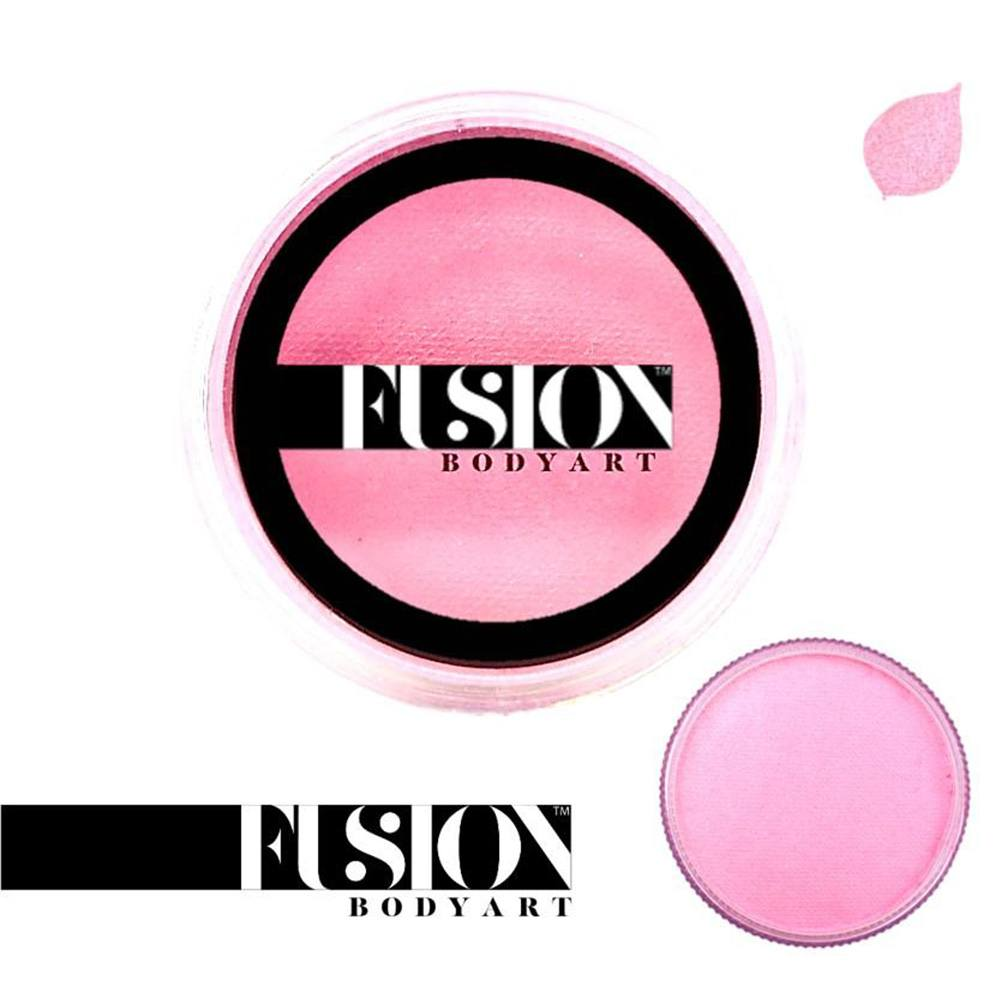 Fusion Body Art Face Paint - Pearl Princess Pink (25 gm)