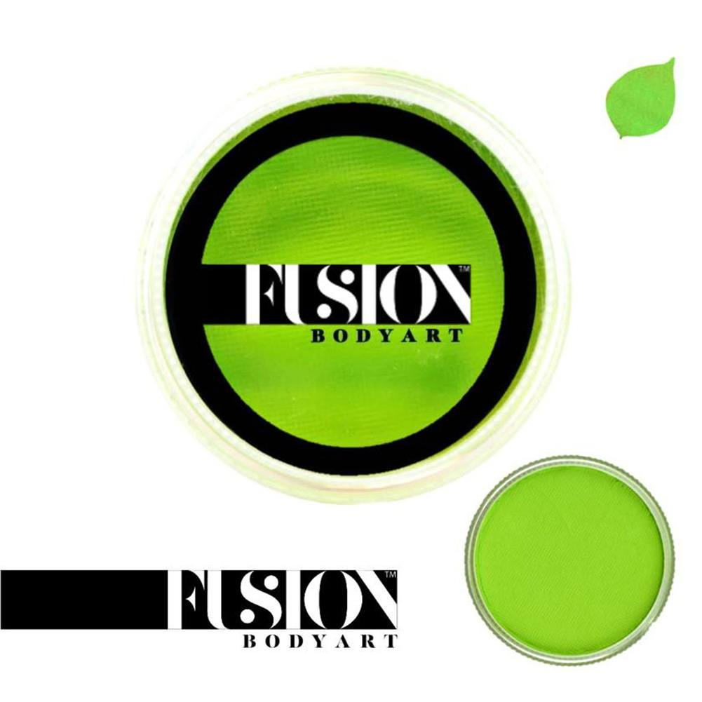 Fusion Body Art Face Paint - Prime Lime Green (32 gm)