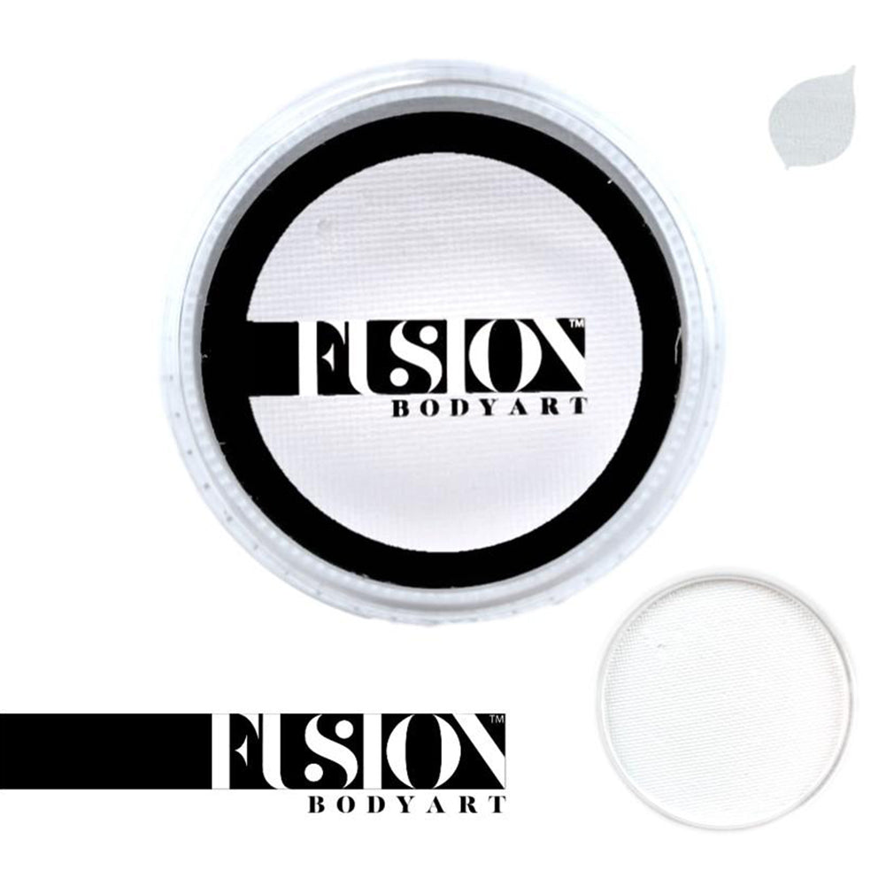 Fusion Body Art Face Paint - Pro Paraffin White (32 gm)