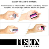 Fusion Body Art 1 Stroke FX Split Cake - Neon Rainbow (30 gm)