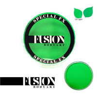 Fusion Body Art & FX - UV Neon Green (32 gm)