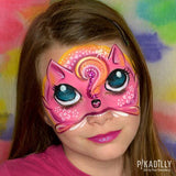 Superstar Face Paint - Bubblegum Pink 105