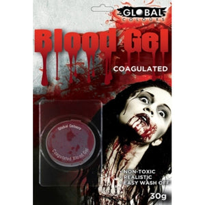 Global Body Art Coagulated Blood Gel