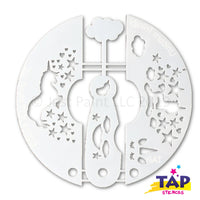TAP Face Painting Stencil Set - Unicorn Trilogy