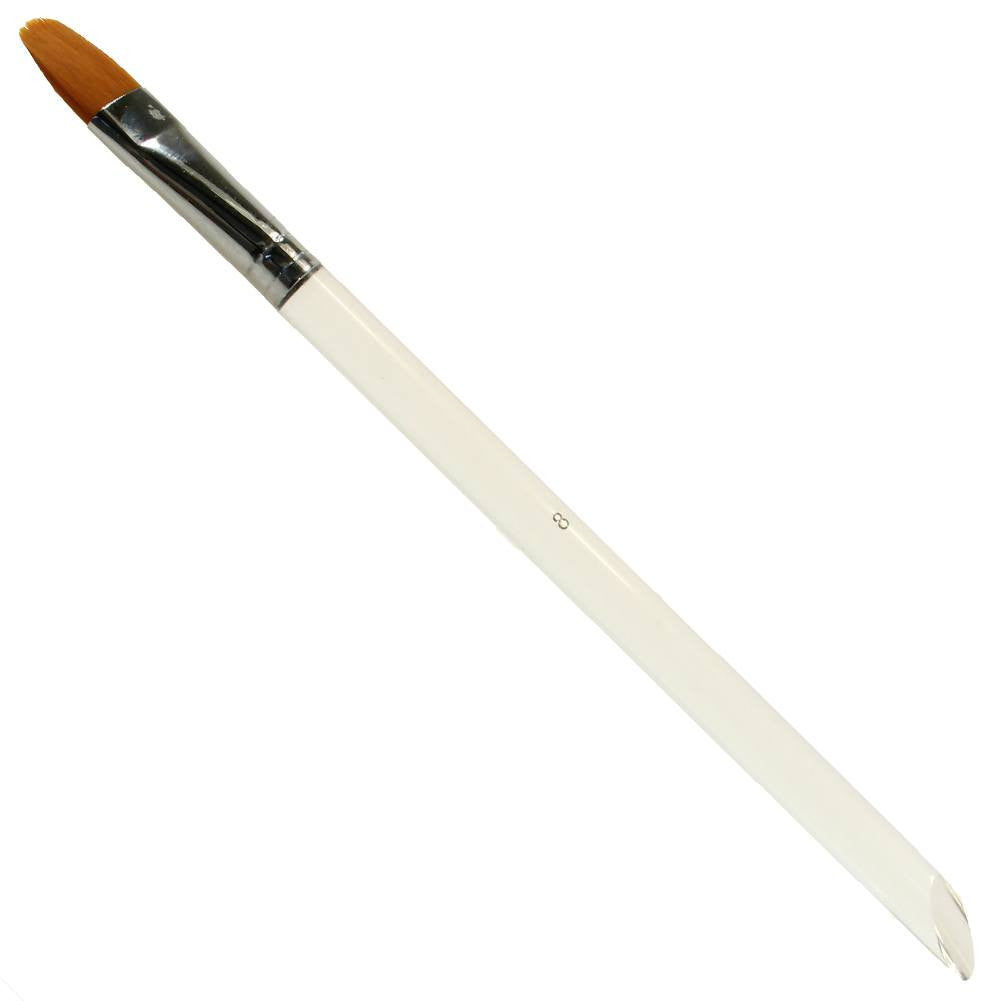 "Diamond FX #8 Oval Brush (9/16"")"