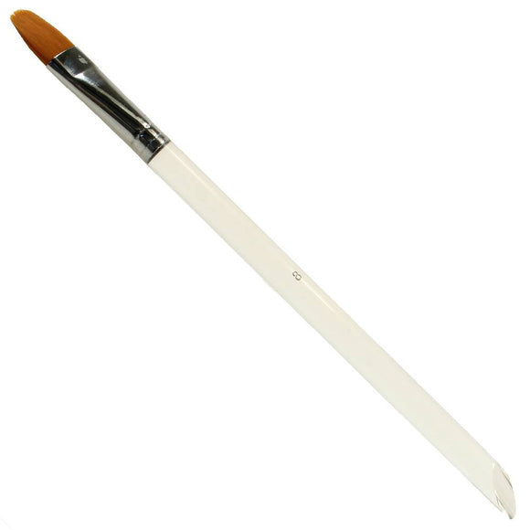 Diamond FX #8 Oval Brush (9/16