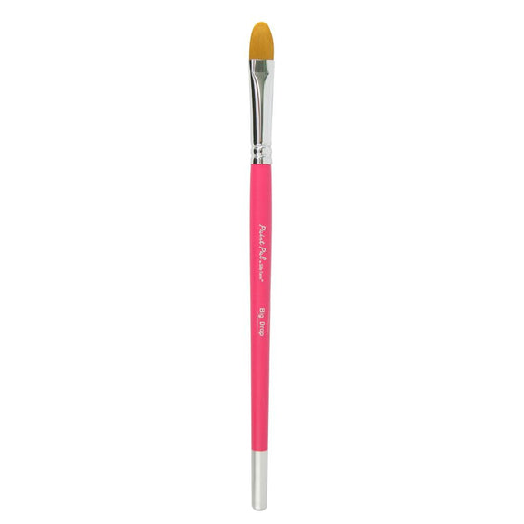 Silly Farm Paint Pal Big Drop Filbert Brush (3/8