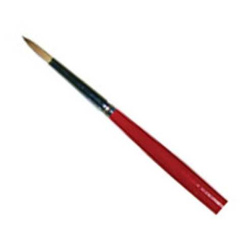 "Graftobian #4 Round Brush (1/8"")"
