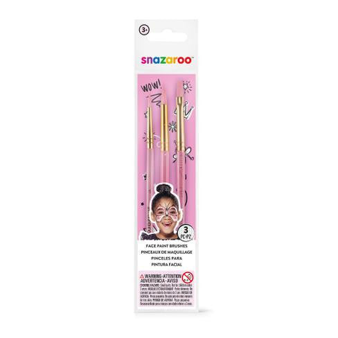Snazaroo Starter Brush Set - Pink