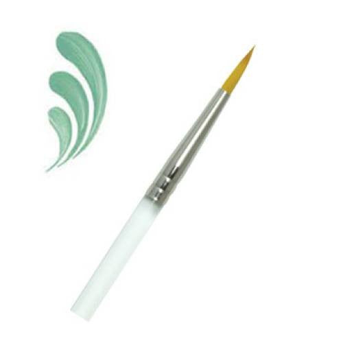 Aqualon #4 Round Brush (1/8