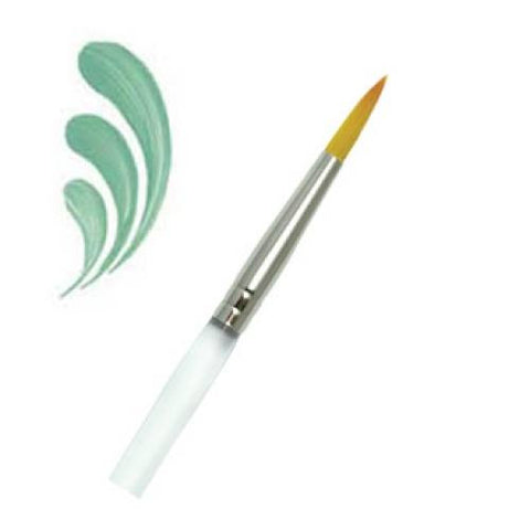 "Aqualon #6 Round Brush (1/4"")"